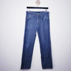 Men's Theory button fly jeans 30